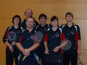 Die Meistermannschaft 2009/10