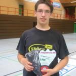 Platz 3: Samuel Hecht